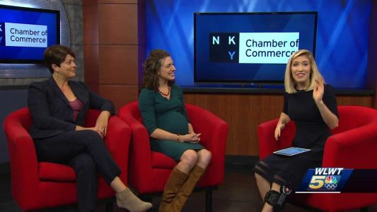 The Northern Kentucky Chamber of Commerce is empowering women in their careers