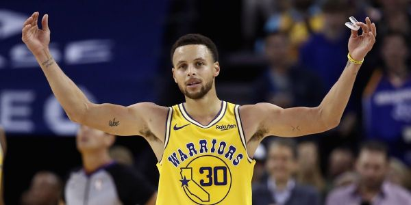 The Warriors reminded everyone how dominant they are with a blowout against the top team in the West - and they're about to get even better