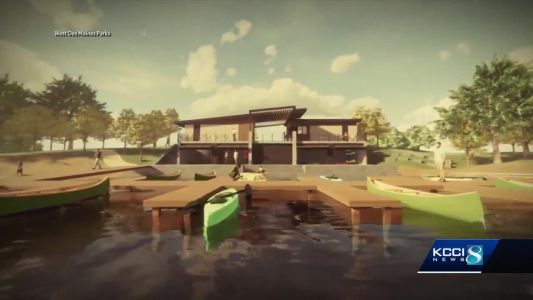 $2.4M addition will breathe new life into Raccoon River Park
