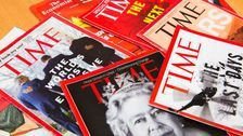 Time Magazine Makes History For What's NOT On The Cover