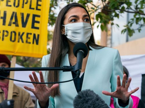 AOC, Ed Markey relaunch a Green New Deal to create 'millions' of new jobs - without saying how much it will cost
