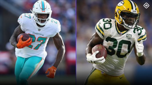 Fantasy Football Week 16 Waiver Pickups: Kalen Ballage breaks out, Aaron Jones' injury opens door for Jamaal Williams