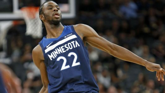 Andrew Wiggins responds to Stephen Jackson: 'Old dudes stay hating'