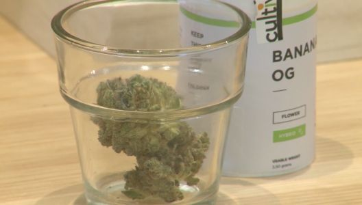 Don't think about bringing legal pot bought in Mass. across state lines