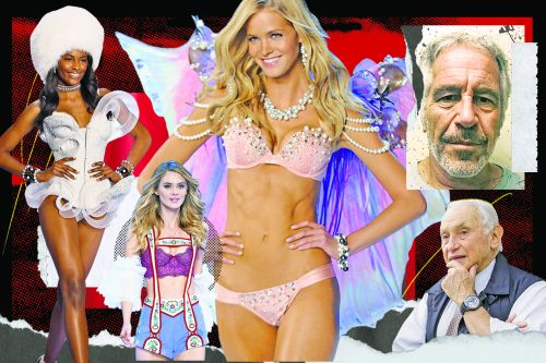 Victoria's Secret model turned to 'bathwater meth' to stay skinny: New podcast