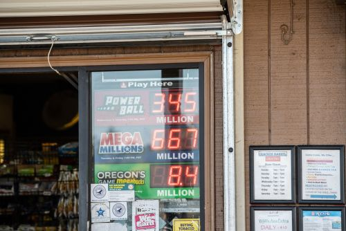 Oregon man who beat cancer twice wins $4.6M lotto jackpot