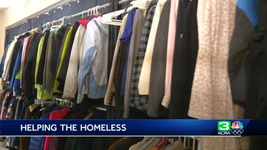 UC Davis students provide hundreds of coats for Willow Clinic Coat Drive