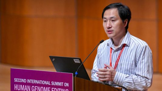 Scientists Say Gene-Edited Babies Claim Is 'Wake-Up Call' For World