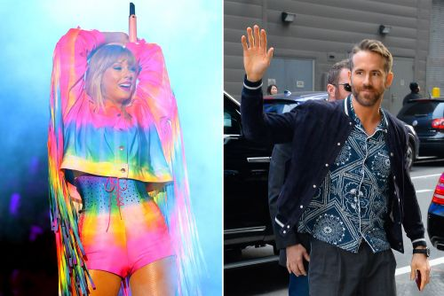 Taylor Swift tweets to fans to follow the wrong Ryan Reynolds