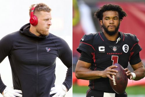 JJ Watt picked Cardinals because of Kyler Murray