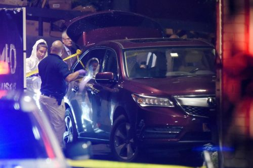 McDonald's mob hit aided by tracking device under car: feds