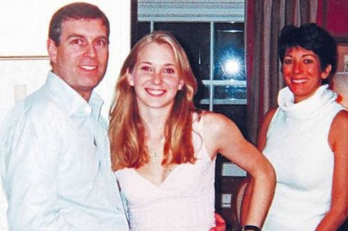 Virginia Giuffre says she had sex with Prince Andrew at age 17