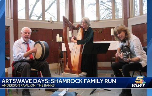 Artswave offers festive St. Patrick's Day family fun
