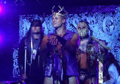 The Kingdom, Ring Of Honor Champs, Tells An Epic Wrestling Story