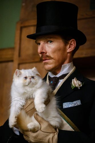 'Louis Wain' a delightful film about creativity, art, love and cats
