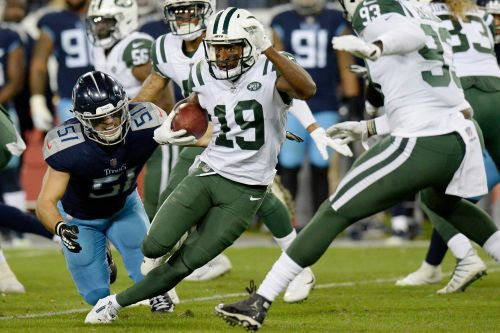 Having a 'screw loose' has served Jets returner well