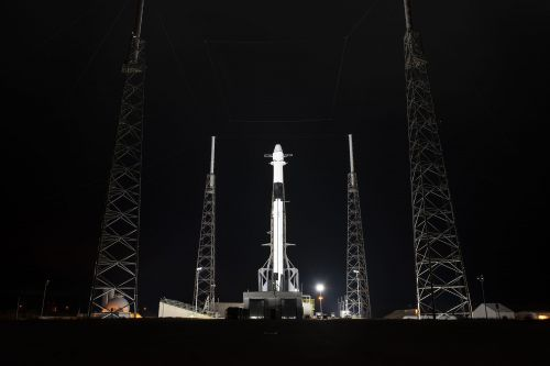 SpaceX Delays Dragon Cargo Launch for NASA Due to High Winds
