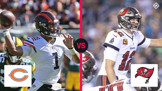 What channel is Bears vs. Buccaneers on today? Time, TV schedule for NFL Week 7 game