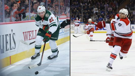 NHL trade news: Hurricanes acquire Nino Niederreiter from Wild for Victor Rask