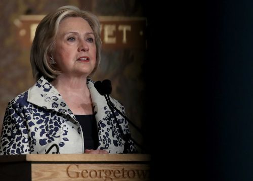 Hillary Clinton says she is an Electoral College elector in New York