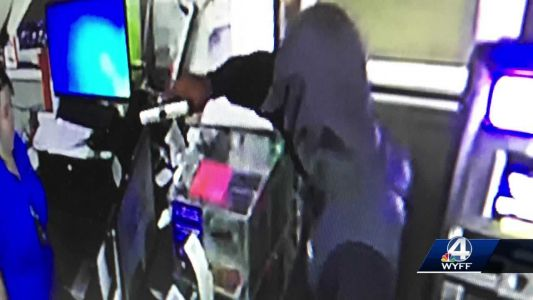 2 people robbed by gunman near Clemson University; one gas station robbed, officials say