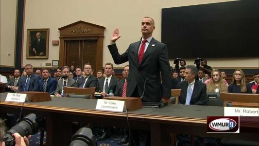 Lewandowski clashes with Democrats in House hearing