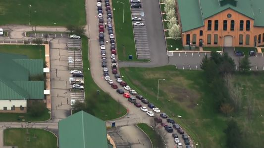Police plan for more crowds at emergency food distribution in Duquesne