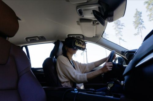 Varjo teams up with Volvo to enable safe driving with AR headsets