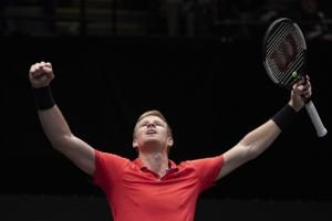 Edmund beats Seppi to win title at New York Open