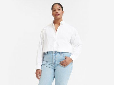 The best places to buy button-down shirts for women