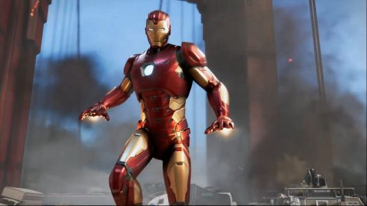 A huge new 'Avengers' video game is in the works, and it looks gorgeous - check out our first look