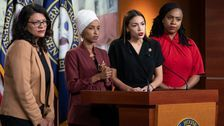 Long Before Trump's Racist Attacks On The Squad, Hateful Rhetoric Lurked Online