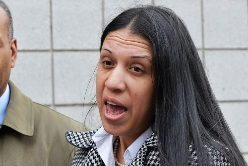 Bronx DA office employee says co-worker sexually harassed her