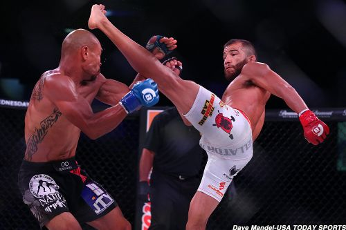 Juan Archuleta vs. Jeremy Spoon featherweight bout added to Bellator 210 on Nov. 30