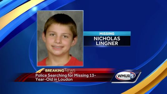 Loudon police search for missing 13-year-old boy