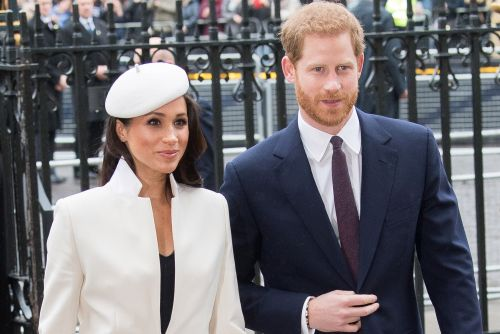 Prince Harry, Meghan Markle haven't dropped royal titles just yet