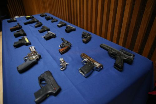 NYPD gun confiscations down 13% from 2018