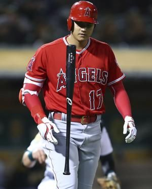 Cowart hits grand slam, drives in 5 as Angels stall A's