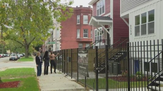 Block by block, childhood friends strive to rebuild South Side housing
