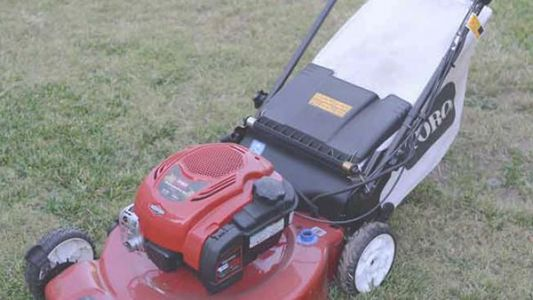 Lawn mower left running in garage hospitalizes 2 in Middletown, police say