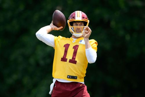 Alex Smith's comeback was nearly 'sabotaged' by Washington coaches