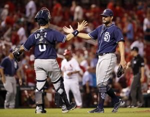 Margot leads Padres to 5th straight series win