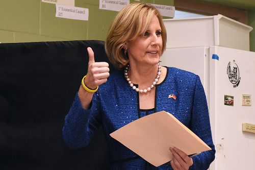 NY GOPer Claudia Tenney declared victor in last lingering House race