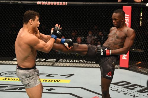 USA TODAY Sports/MMA Junkie rankings, Sept. 29: Israel Adesanya continues pound-for-pound rise