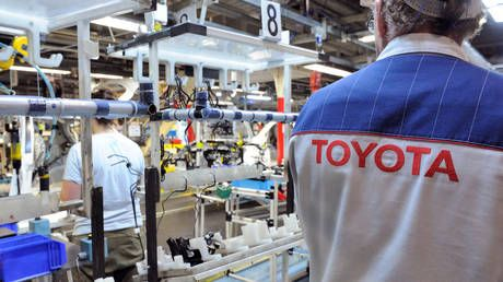 Toyota fires employees for making fun of George Floyd killing with 'that will keep them down' kneeling