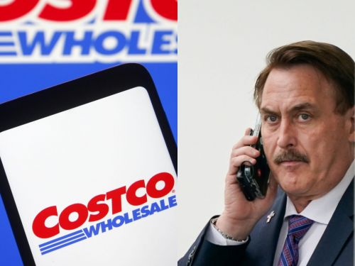 MyPillow CEO Mike Lindell says Costco has pulled his products. It's the second-largest retailer to cut ties with him