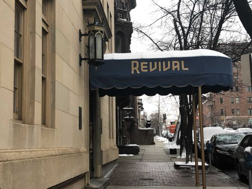 Hotel Revival unveils new concept for first-floor dining space