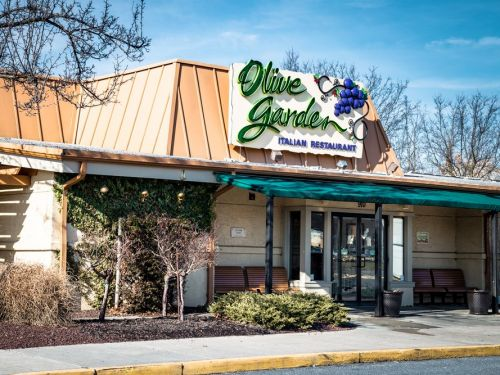 What 6 dietitians order at Olive Garden