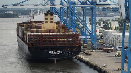 JP Morgan cargo ship released, minus the $1.3 billion worth of cocaine found onboard