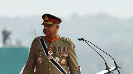Pakistan army chief gets 3-year extension 'in view of regional security environment'